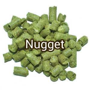 Хмель Nugget (Наггет) 10,1%, 100 гр.